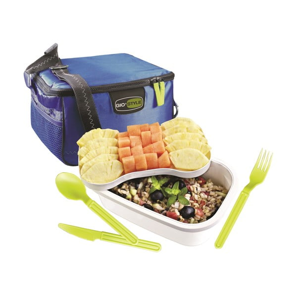 Termotaška s boxom na jedlo Vela