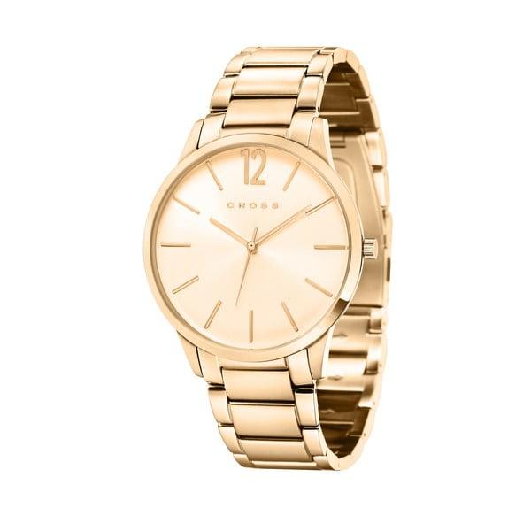 Pánske hodinky Cross Franklin Gold, 43.5 mm