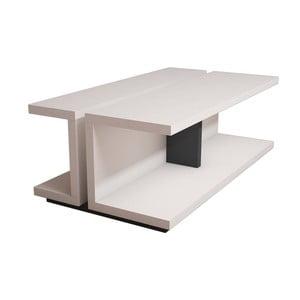 Biely konferenčný stolík Muzzo Maso