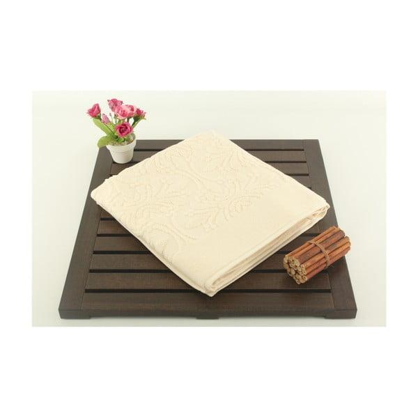 Kúpeľňová predložka Bath Cream, 50x70 cm