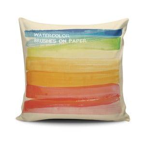 Vankúš s výplňou Colors no. 5, 45x45 cm