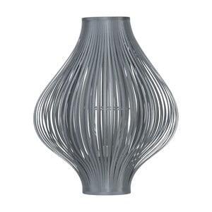 Sivá stolová lampa Vox Sillo