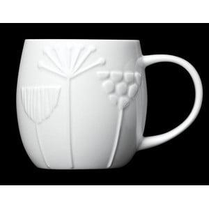 Hrnček z kostného porcelánu Plum Meadow