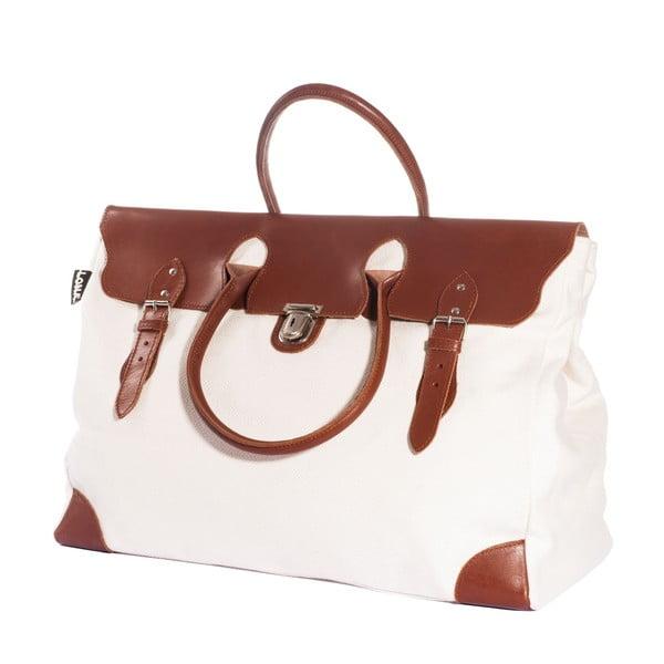 Cestovná taška Travel Bag, prírodná