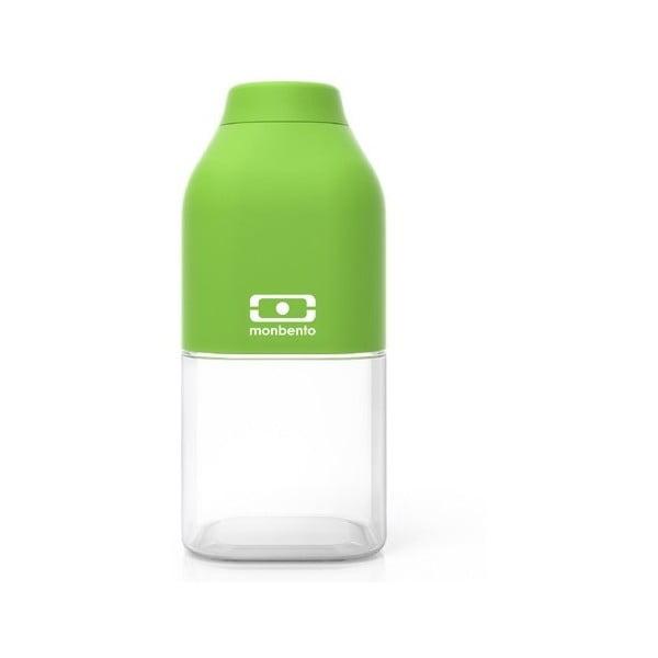 Zelená fľaša Monbento Positive, 330 ml