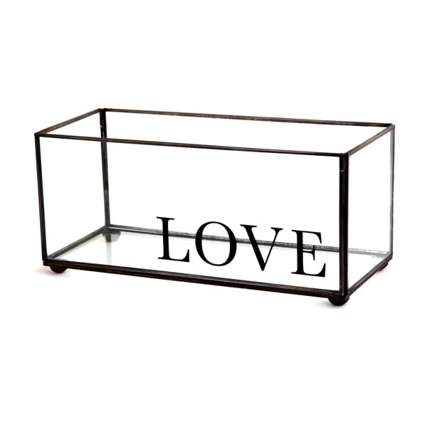 Box Cristal Love