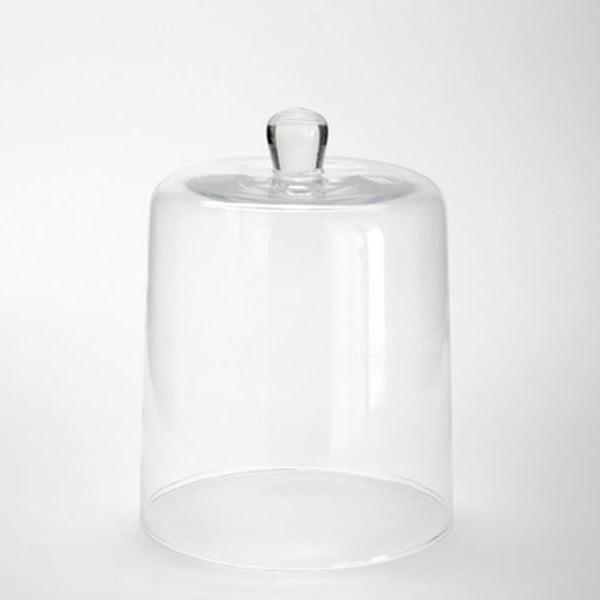 Sklenený poklop Cylinder, 17,5x23,5 cm