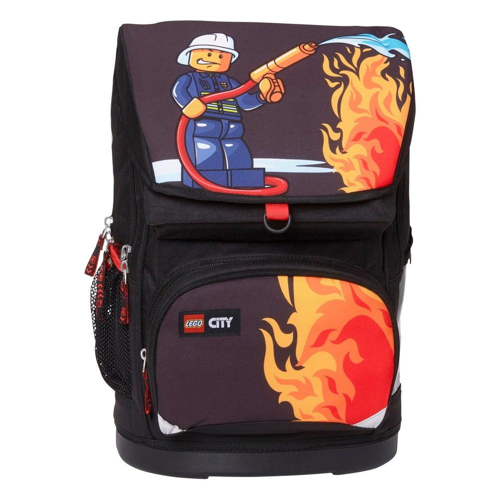 Veľký školský batoh LEGO® CIty Fire Large ... c554fe41172