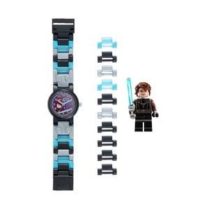 Hodinky s figúrkou LEGO® Star Wars Anakin