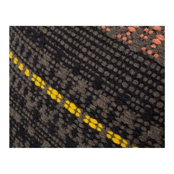 Vzorovaný vankúš s výplňou Zuiver Salmon, 50 x 50 cm