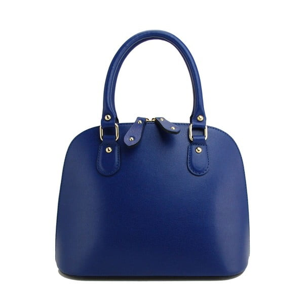 Kožená kabelka Cheesa Blue