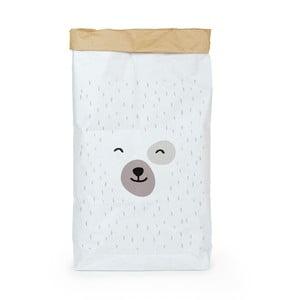 Organizér z recyklovaného papiera Tanuki Smilig Bear