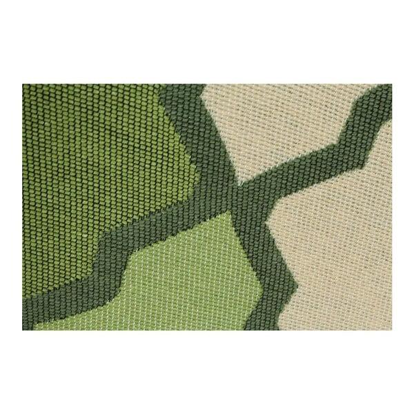 Koberec Duvar Green Beige, 120x180 cm