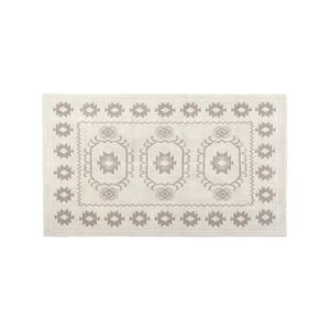Bavlnený koberec Emily 80x150 cm, krémový
