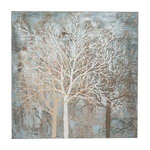 Obraz Painting Trees, 100x100 cm