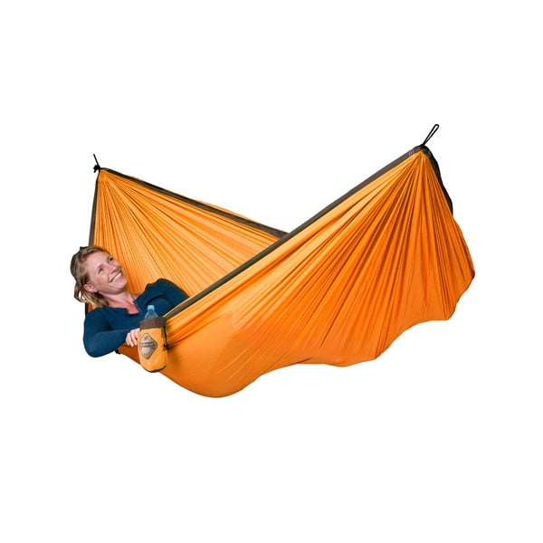 Cestovný závesný vak pre jedného Colibri, oranžový