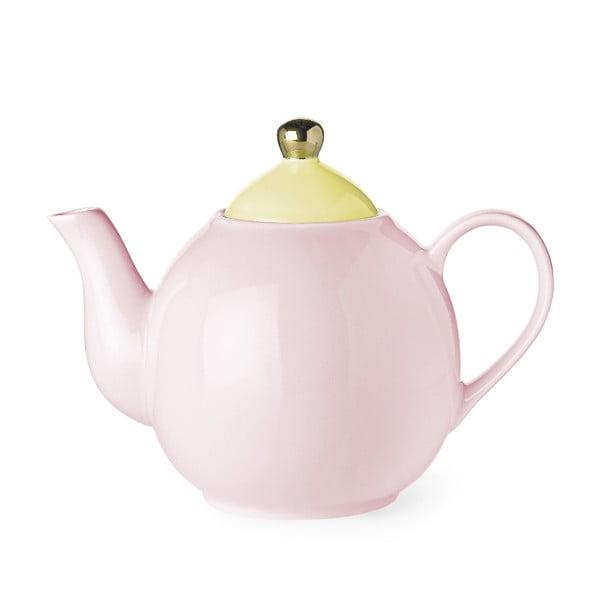Keramická kanvica Pink Lemon, 1 l