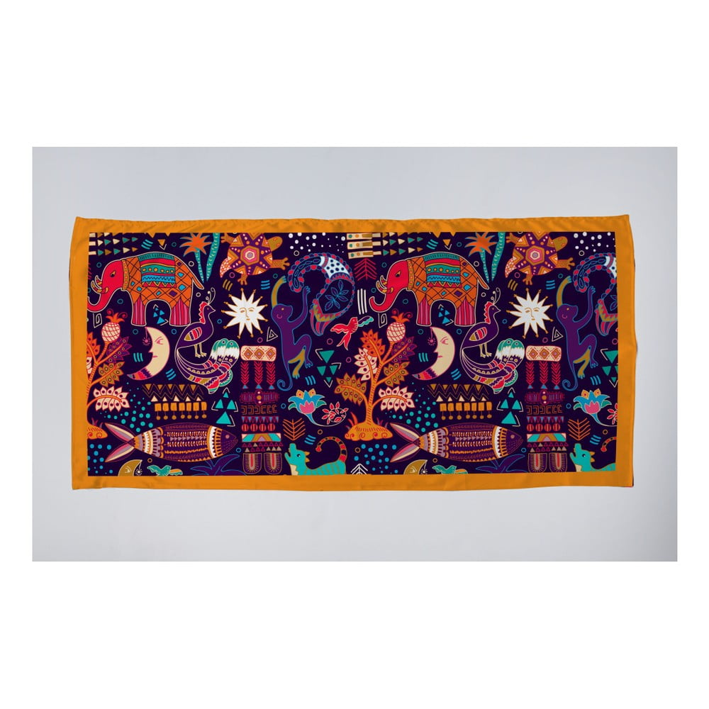 ef2724bb5 Dámska šatka Madre Selva Electric Animals, 70 × 50 cm | Bonami