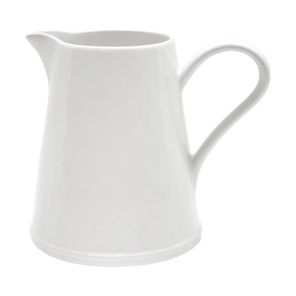 Biely keramický džbán Costa Nova Astoria, 2,18 l