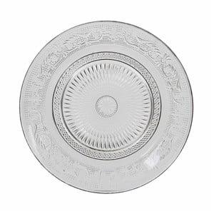 Sklenený tanier Mica Stefano, ⌀ 18 cm