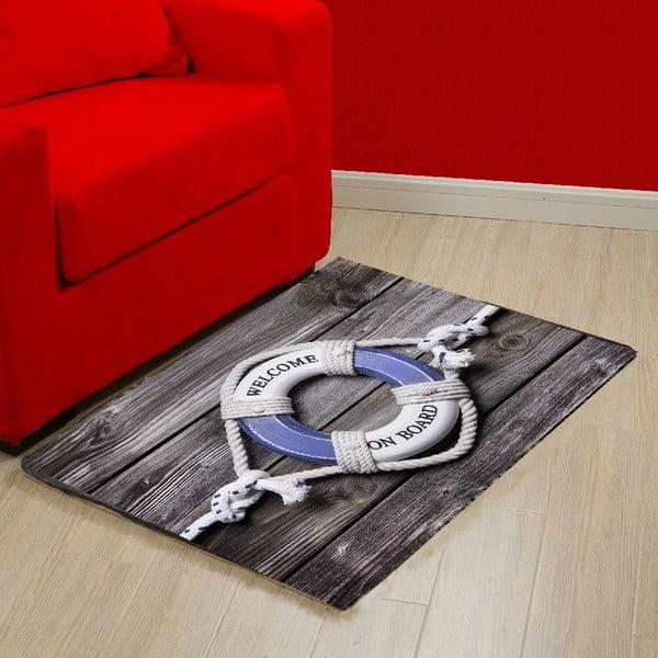 Vinylový koberec Board, 52×75cm
