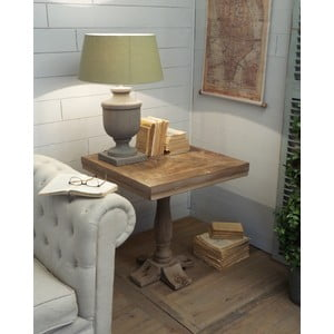 Odkladací stolík Vintage Natural