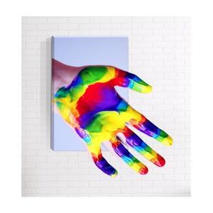 Nástenný 3D obraz Mosticx Freedom, 40 x 60 cm