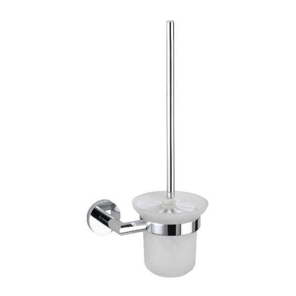 Samodržiaci stojan s toaletnou kefou Wenko Power-Loc Revello
