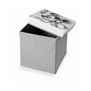 Úložný box Domopak Mickey, dĺžka 30 cm