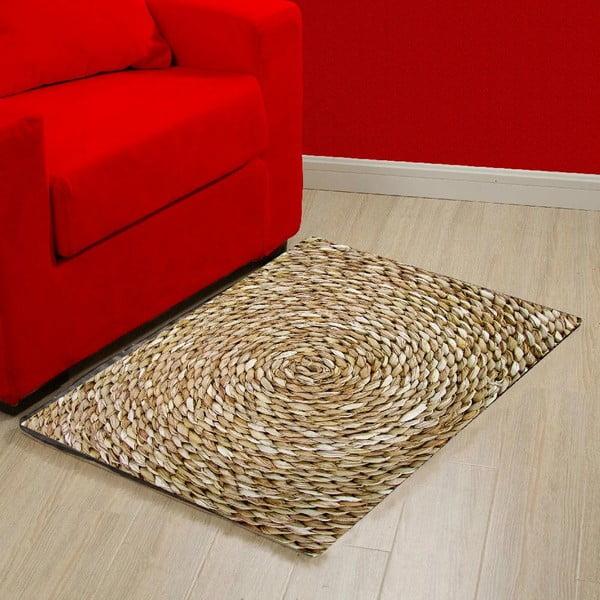 Vinylový koberec Circle, 52×75cm