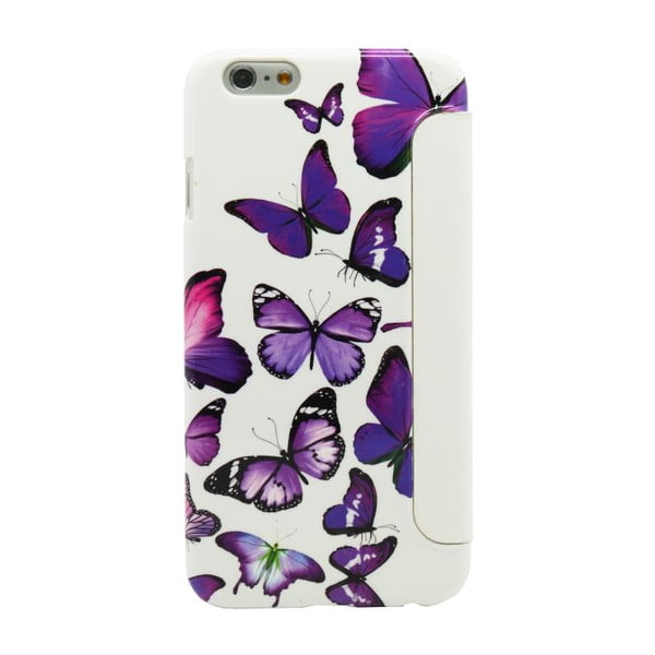 Obal na iPhone6 Butterfly Purple