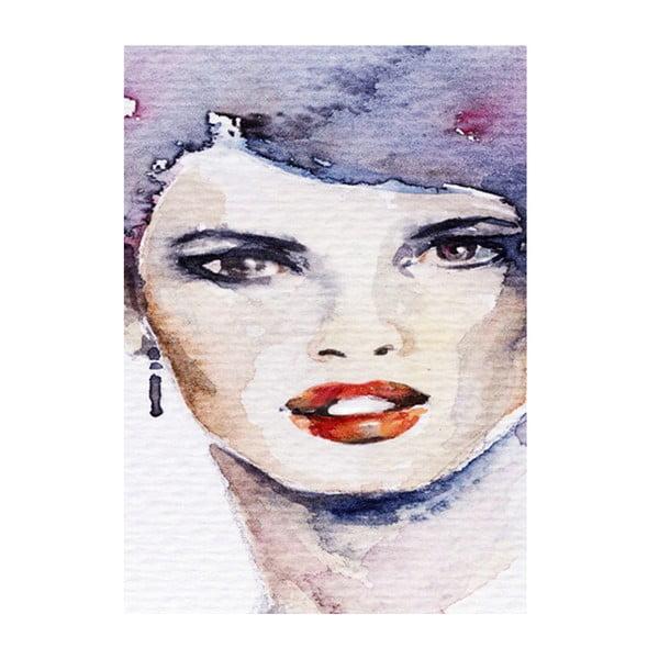 Obraz Žena, ktorá vie, 45x70 cm