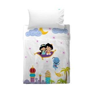 Detská obliečka na vankúš a prikrývka Mr. Fox Aladdin, 100x130cm