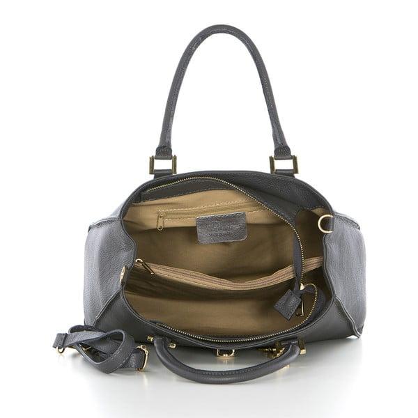 Kožená kabelka Dol Gray