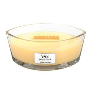 Vonná sviečka WoodWick Pečený koláč, 453g, 50hodín