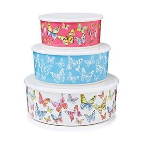 Sada 3 boxov Cooksmart Butterfly