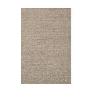 Vlnený koberec Barbora Light Grey, 140 x 200 cm