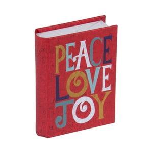 Sada komplimentiek Tri-Coastal Design Peace Love Joy