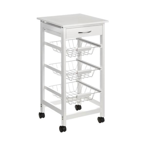 Príručný stolík do kuchyne na kolieskach Premier Housewares