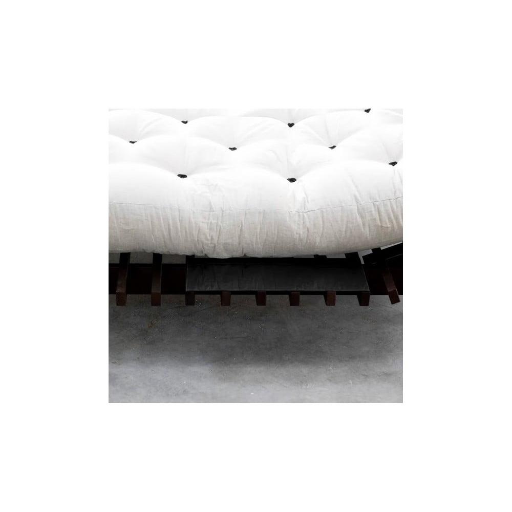 2 postranné stolíky pre posteľ Karup Blues Black