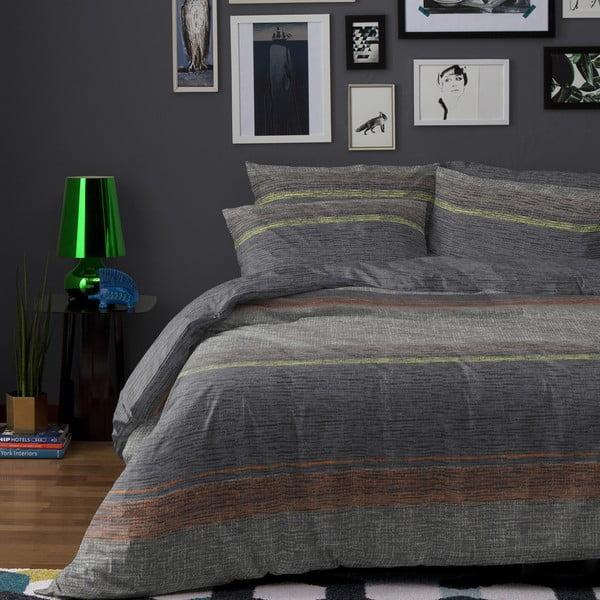 Obliečky Norval Grey, 240x200 cm
