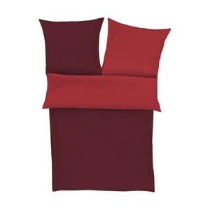 Obliečky Percale Royal Red, 140x200 cm