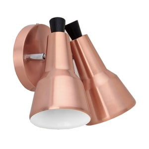 Nástenné svietidlo s 2 bodovými svetlami Light Prestige Auletta