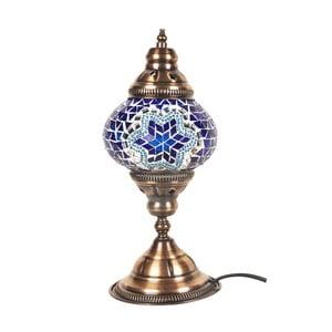 Sklenená lampa Homemania Fudžarja, ⌀13cm