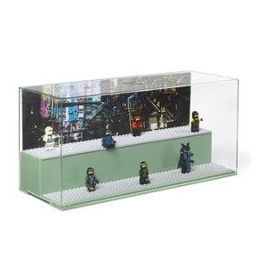 Zelená zberateľská skrinka na minifigúrky LEGO®