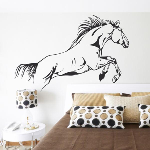 Samolepka The Horse
