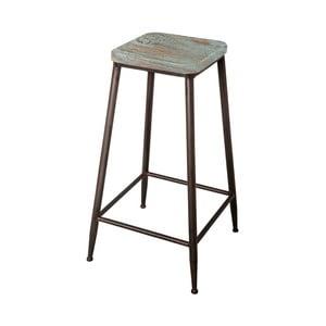 Barová stolička Antic Line Nina Bleu