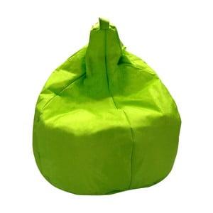 Zelený sedací vak 13Casa Droplet