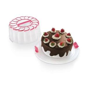 Box na tortu Cake Pink, 28 cm