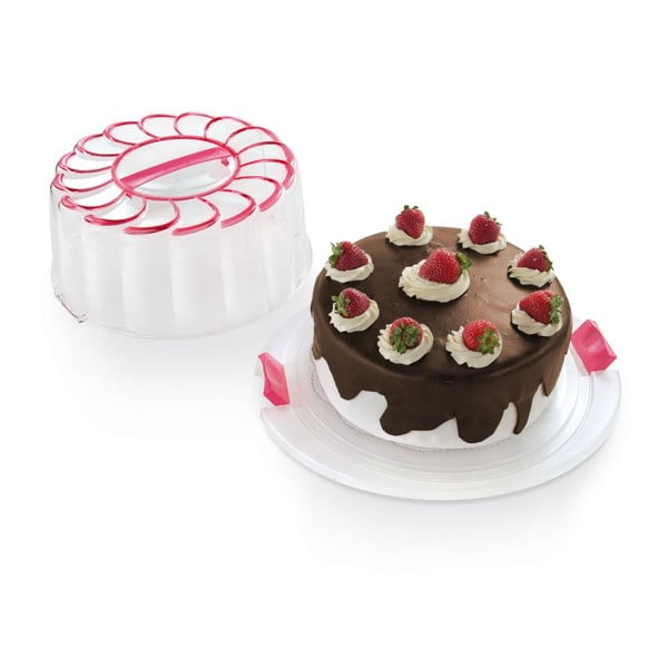 Box na tortu Snips Cake Pink, 28 cm